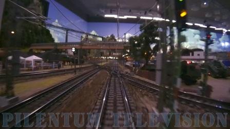 铁道模型 火车玩具 轨道交通 高速火车 保时捷 交通博物館 德国