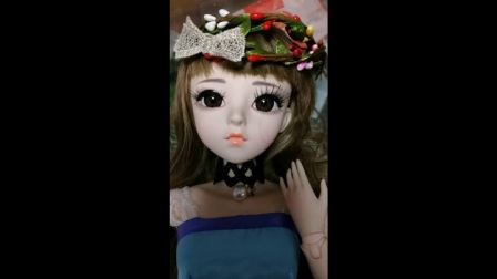芭比娃娃小剧场 叶罗丽莫莎和古妮儿公主 圣诞要和朋友一起度过