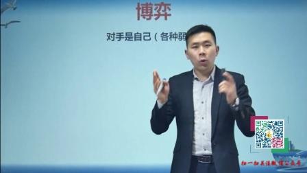 期货交易博弈-李大坤期货趋势课程