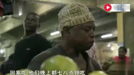 舌尖上美食: 中国人在非洲太有面儿, 买水果不要钱, 厉害了我的国
