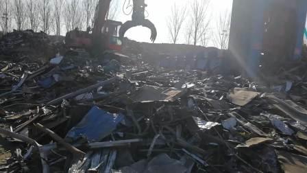 大型金属破碎机13253505315液压龙门式剪切机液压剪子