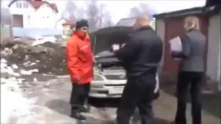 国外警察暴力执法集锦