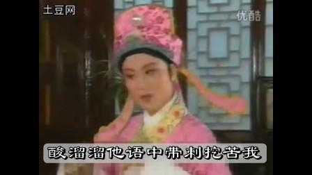 越剧《孟丽君-他那里字字句句诉衷情》视频伴奏-王文娟