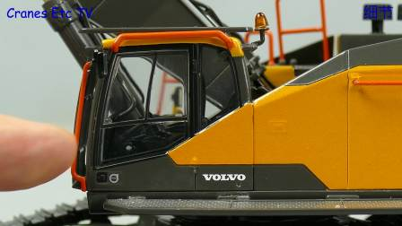 WSI Volvo EC950E by Cranes Etc TV