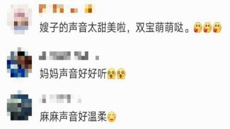 陈若仪晒双胞胎儿子溜滑梯视频,网友大赞妈妈声音好甜!
