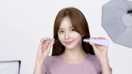 [ 娜薇丝X韩国女艺人 Han Bo-reum ] 2017年VB彩色提亮面霜