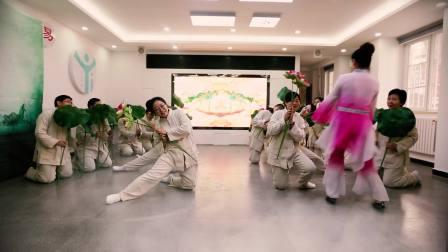 舞蹈《花开极乐》