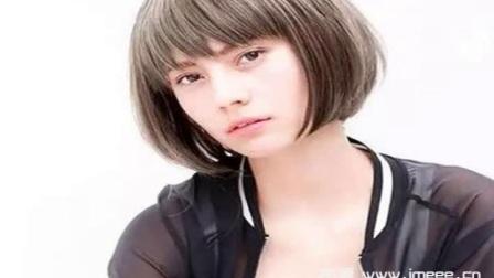 女生中性短发发型图片越短越酷越时髦