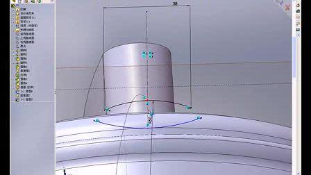 solidworks机械设计入门视频 solidworks 电饭锅