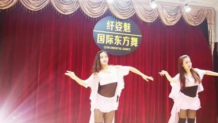 盛秀清原创唯美手臂练习  学员演绎 武汉肚皮舞