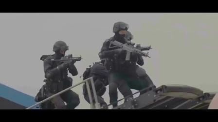 【部队宣传】印度特警、特种部队作战、训练片段剪辑