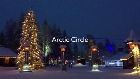 【旅行vlog】芬兰+挪威 _ 圣诞村+极光+SKAM