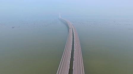 无人机航拍香港元朗区下白泥白泥