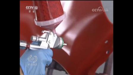 第44届世界技能大赛汽车喷漆项目冠军