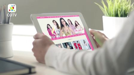中国网上市场【中网TV、COTV】发布: 网上轻纺城