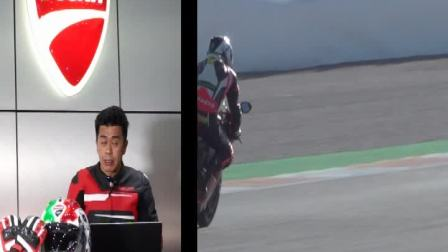 2018 Ducati Panigale V4 S @ 西班牙 深度測試