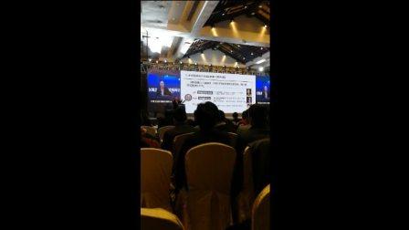 在杭州创新创业论坛上讲中国创业四十年