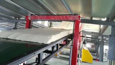 精诺机械方巾纸生产线在江苏客户工厂投入使用