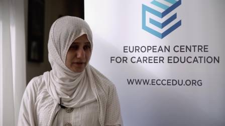 ECCE VIP导师 ——人权运动全球领导者 Farzana Yaqoob