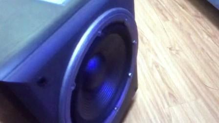 JBL E150P试音视频