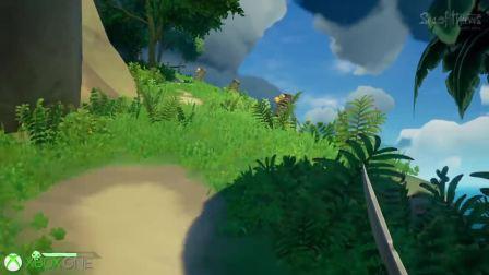《海贼(Sea of Thieves)》- Xbox One vs PC