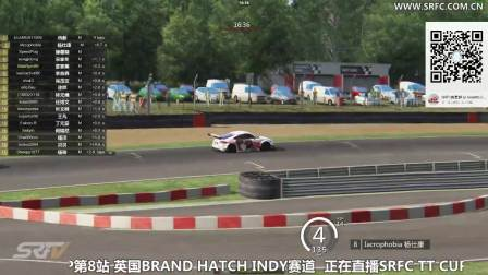 SRFC模拟赛车网2017 TT CUP 第8站第2轮直播录像