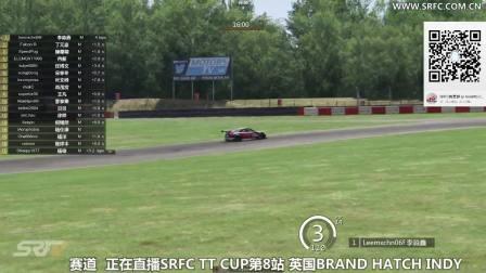 SRFC模拟赛车网2017 TT CUP 第8站第1轮直播录像