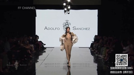 Adolfo Sanchez  Spring Summer 2017 Full Fashion Show  Exclusive_(new)