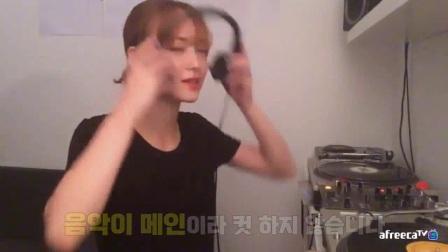 女主播学生装韩国bj短裙李秀彬韩国美女主播雪梨钟淑05