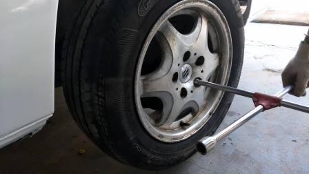 云南恒通汽修学校教学微视频《安装汽车轮胎》