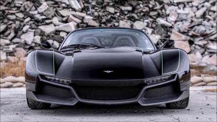 700HP Rezvani Beast Alpha X Blackbird Explained