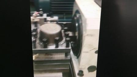 花鼓,自行车轮毂,双头数控车床,自动化加工