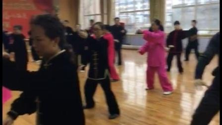 爱剪辑-天水市第二期杨式太极拳85式培训班教学剪辑之二……指导篇