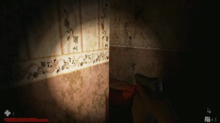 失踪人口小火新一期的恐怖游戏解说:《The Final One 》