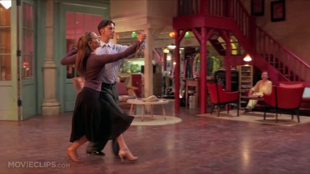 谈谈情跳跳舞电影经典片段  Moon River Ballroom Dance Demonstration Shall We Dance Movie CLIP