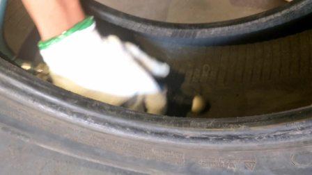 云南恒通汽修学校教学视频《轮胎的修复》