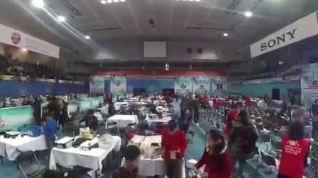 2018 RoboRAVE 国际机器人大赛亚洲公开赛总决赛延时摄影