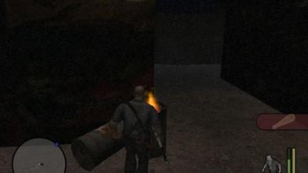 侠盗猎魔manhunt 第4关4-5 这TM是水枪吧(第四关完结)