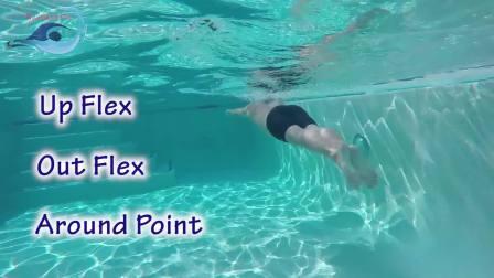 游泳教学 蛙泳(上)