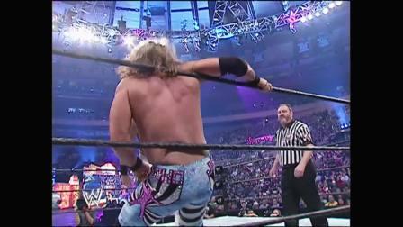 WWE摔角狂热2004chirs jericho vs christian