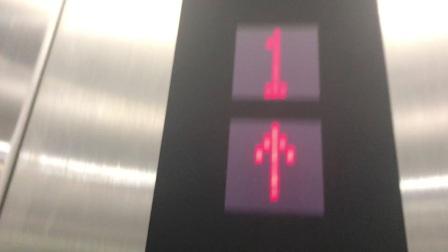【武汉】2号线中山公园无障碍电梯(楼梯者必看)