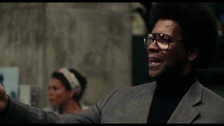 第90届奥斯卡金像奖 第90届冲奥力作《罗曼先生,你好》正式预告 黑人律师卷入惊天秘局