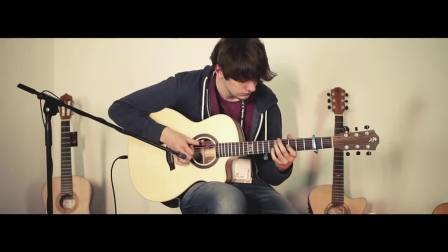 Baton Rouge吉他演奏分享Eddie van der Meer - Castle on the Hill (Ed Sheeran Cover)