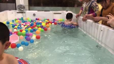 对对再次游泳2