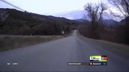 #2018世界汽车拉力锦标赛(WRC)#第一站 蒙特卡洛站 SS3直播视频: