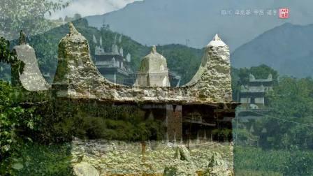 10.[人在旅途中].卓克基土司官寨.甲居藏寨