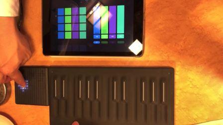 ROLI Lightpad Block M + ROLI Seaboard Block 性能