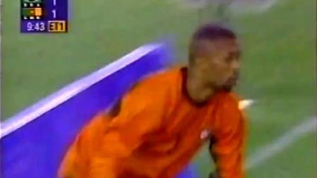 2000奥运会男子足球四分之一决赛巴西对喀麦隆加时赛