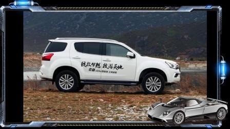 1.9T柴油机、非承载式车身,2018款mu-x牧游侠还有大招未放