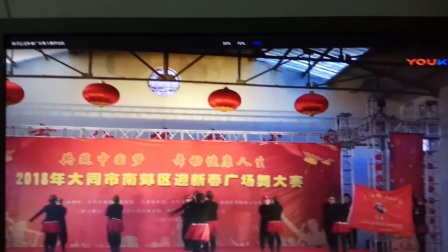 北京水兵舞变队形表演